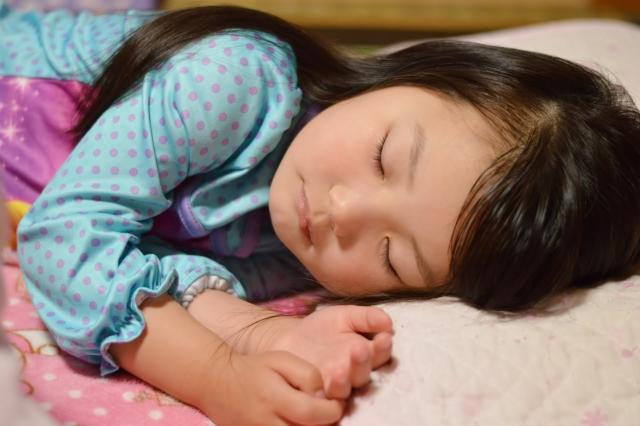 身長には睡眠が大切